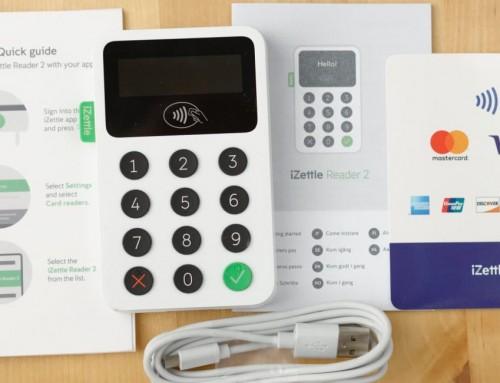 iZettle-kortinlukija: Arvostelu ja kokemuksia