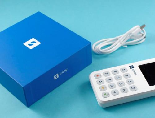 SumUp 3G– ilman kännykkää toimiva edullinen korttimaksulaite