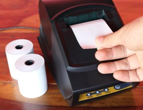Paperikuittien haitat: Onko aika hyvästellä tulostettavat kuitit?